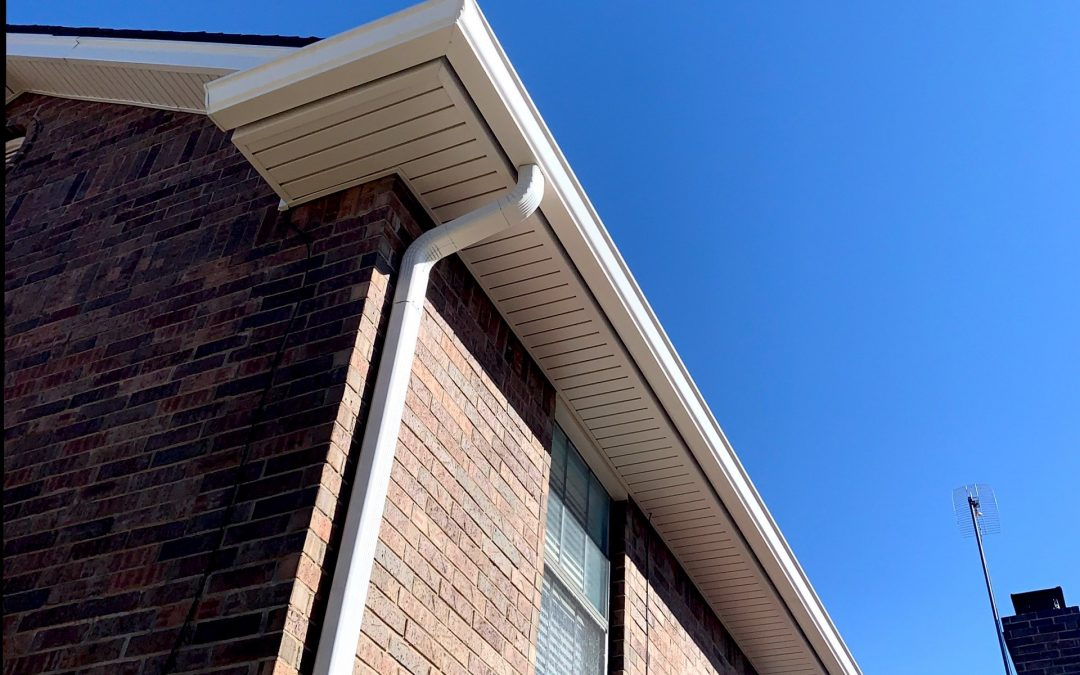 6 signs you need to replace your gutters